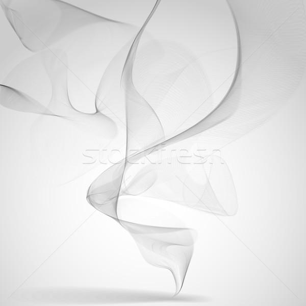 Smoke Abstract Background. Stock photo © HelenStock