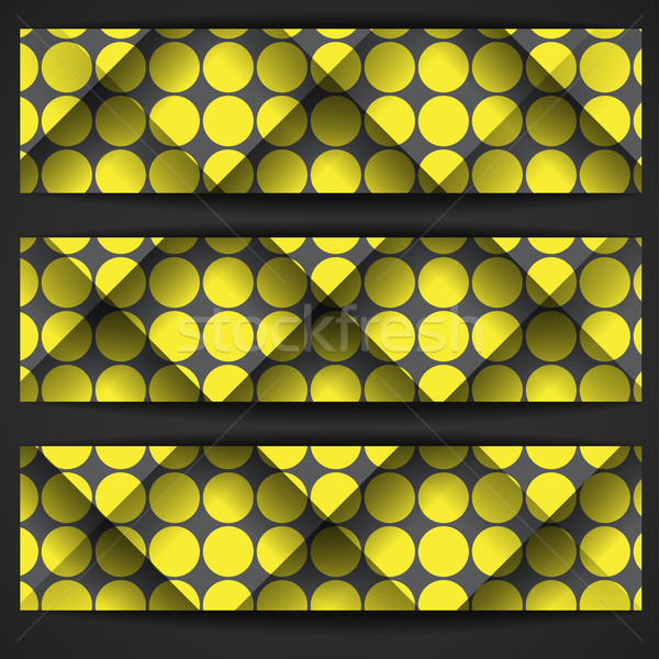 Abstract Geometric Background Stock photo © HelenStock