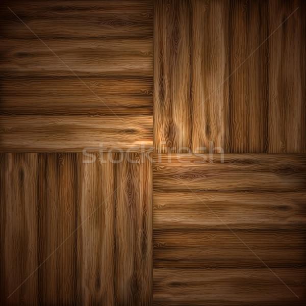 図示した 木材 テクスチャ eps 10 建設 ストックフォト © HelenStock