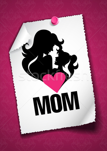Happy Mother Stock photo © HelenStock