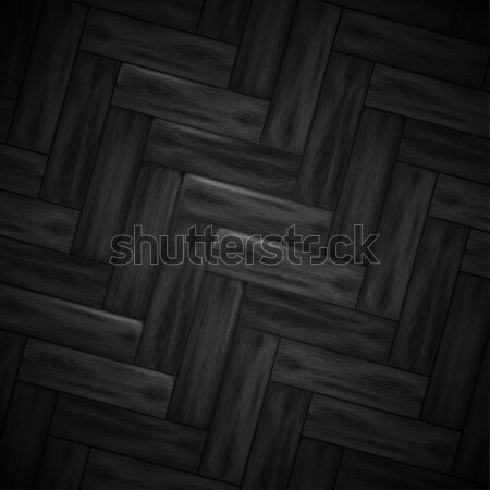 Stockfoto: Geïllustreerd · hout · textuur · eps · 10 · bouw