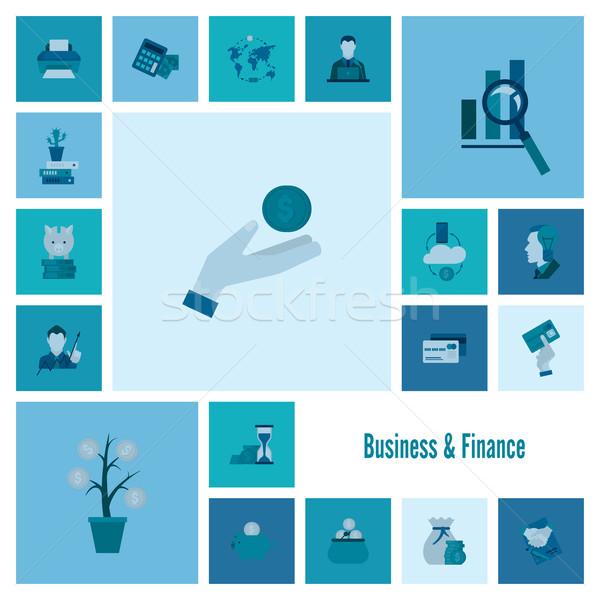 Сток-фото: бизнеса · Финансы · простой · стиль