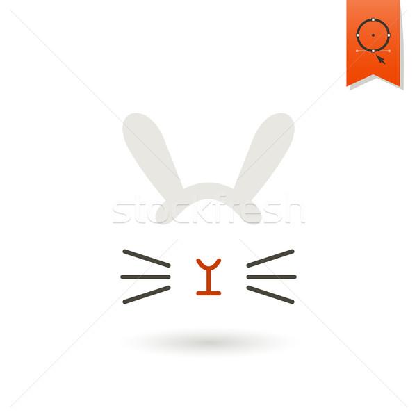 Сток-фото: празднования · Пасху · иконки · вектора · чистой · работу