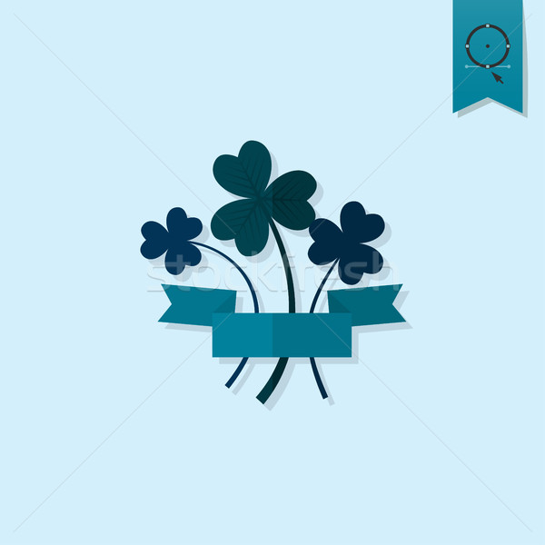Saint Patricks Day Icon Stock photo © HelenStock