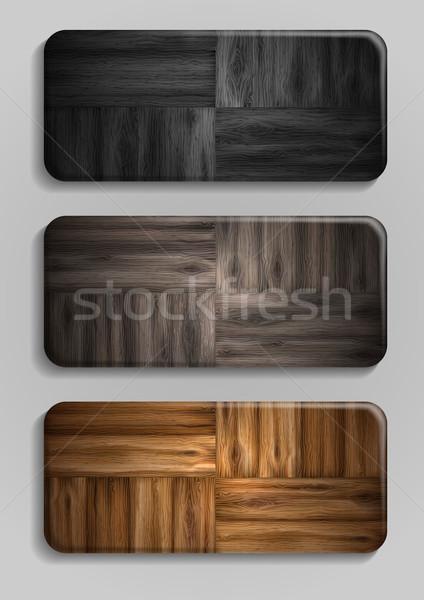 Foto stock: Textura · bandeira · eps · 10 · negócio