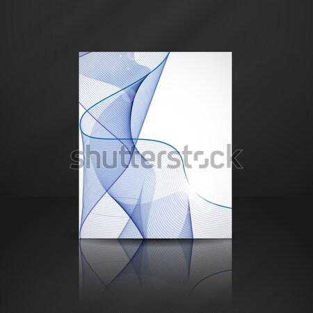 Dna eps 10 computador abstrato modelo Foto stock © HelenStock