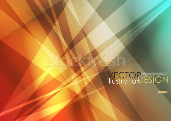 Törött üveg textúra eps 10 terv háttér Stock fotó © HelenStock