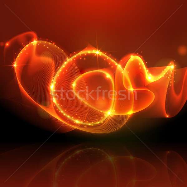 Abstract Gold Background. Stock photo © HelenStock
