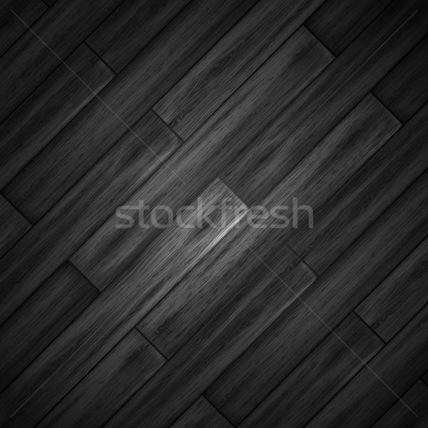 Ilustrowany drewna tekstury eps 10 budowy Zdjęcia stock © HelenStock