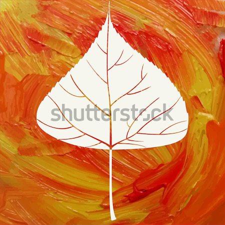 Magic Autumn Background Stock photo © HelenStock