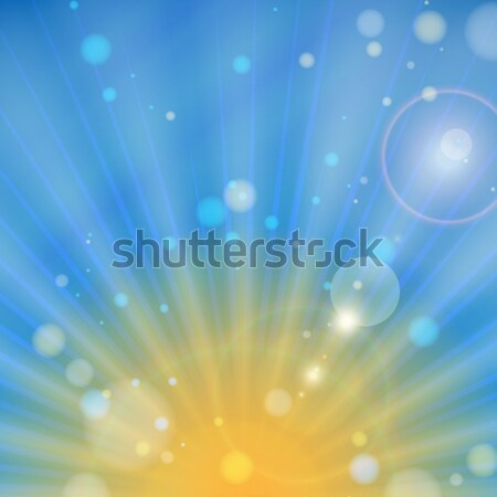 Abstract Summer Background. Stock photo © HelenStock