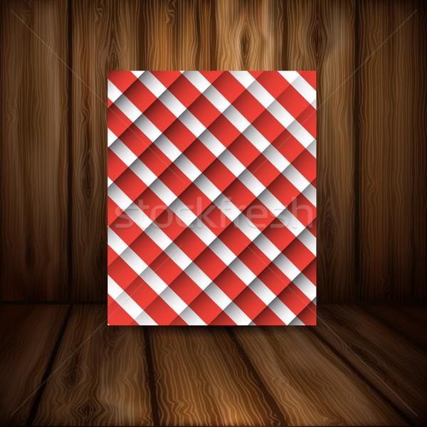 Réteges absztrakt eps 10 textúra fény Stock fotó © HelenStock
