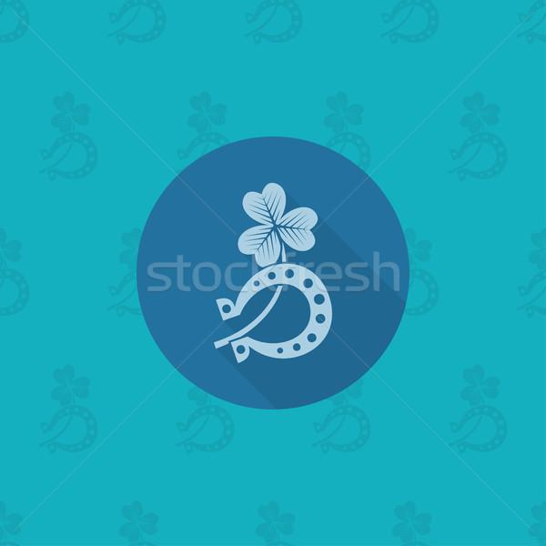 Tag Symbol Vektor sauber Arbeit Stock foto © HelenStock