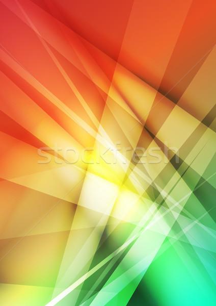 Broken Glass Texture. Stock photo © HelenStock
