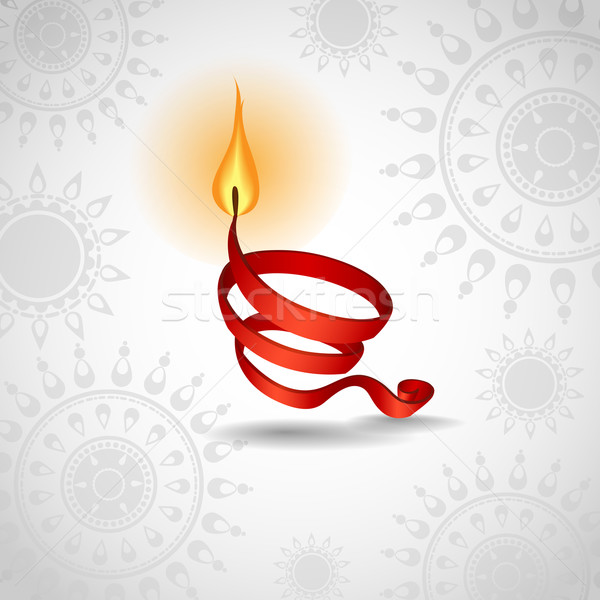 Happy Diwali Festival. Stock photo © HelenStock