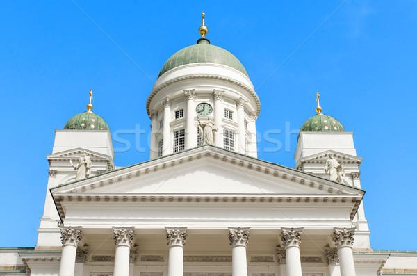 собора Финляндия Хельсинки город лет Церкви Сток-фото © HERRAEZ