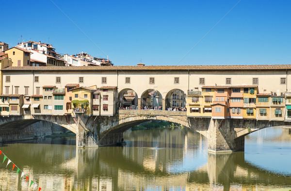 живописный мнение известный ориентир Италия пейзаж Сток-фото © HERRAEZ
