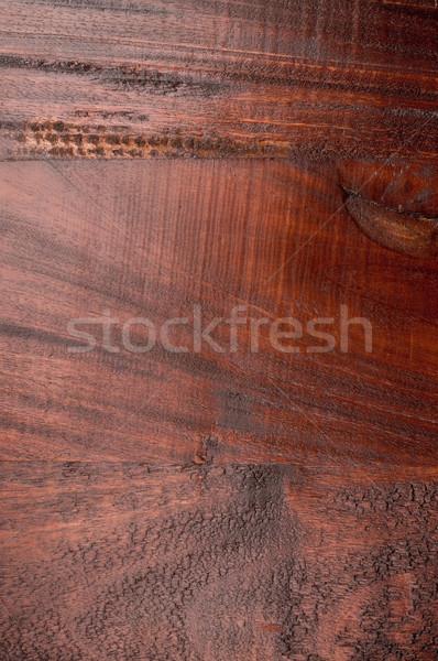 Tropischen Holzstruktur Holz Hintergrund Stock foto © HerrBullermann