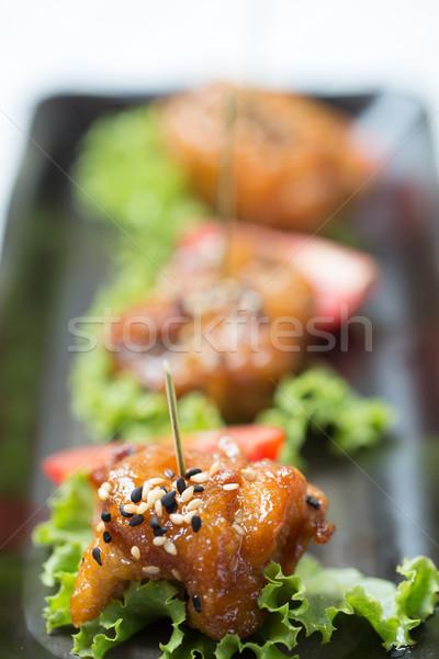 Chicken appetizer  Stock photo © hin255