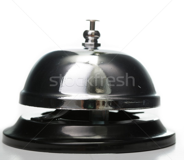 Close up Bell service  Stock photo © hin255