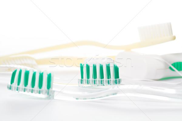 Toothbrush  Stock photo © hin255