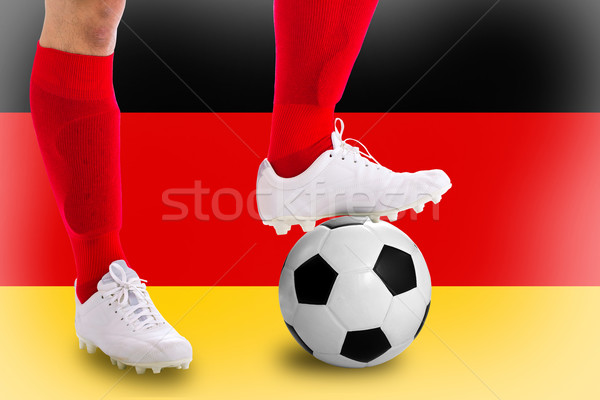 Germany soccer player  Stock photo © hin255