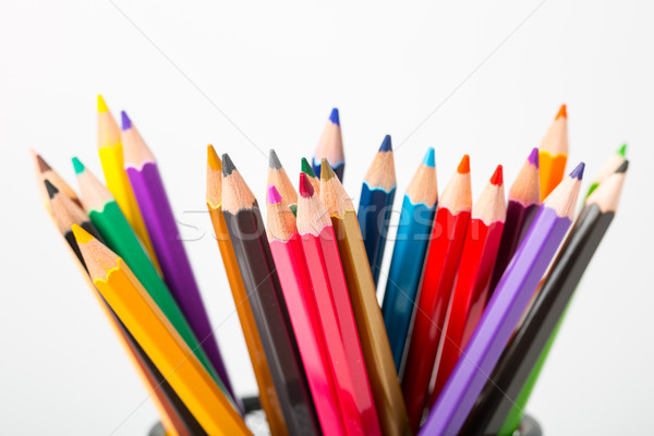 Colorful pencil  Stock photo © hin255
