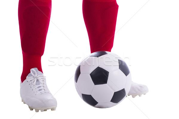 Soccer player  Stock photo © hin255