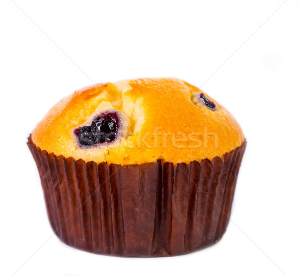 Stock photo: Cup cake