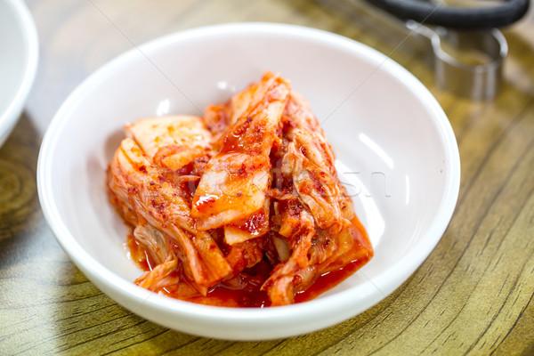 Kimchi Stock photo © hin255
