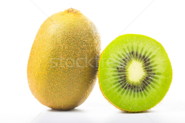 Kiwi Juice fruit isolated  Stock photo © hin255