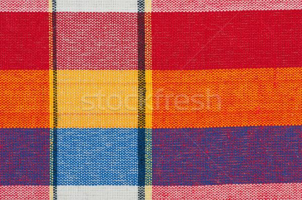 Thai Fabric pattern  Stock photo © hinnamsaisuy