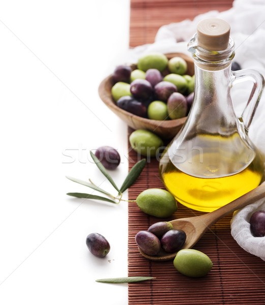 Olive Oil Stock photo © hitdelight