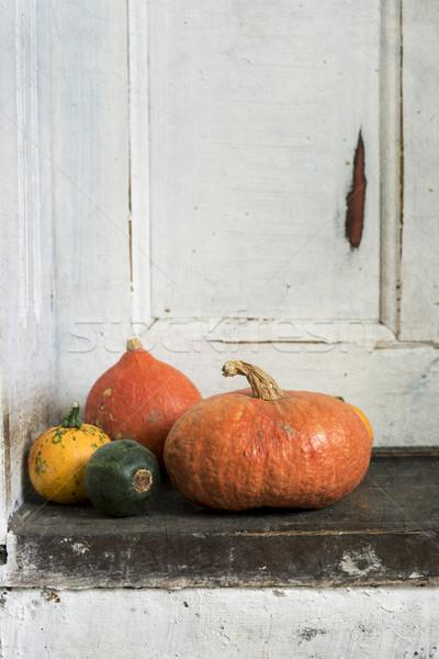 Pumpkins Stock photo © hitdelight