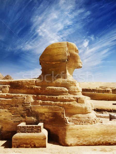 Sphinx Stock photo © hitdelight
