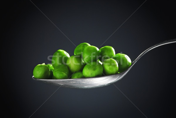 Peas Stock photo © hitdelight