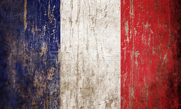 Flag of France Stock photo © hitdelight
