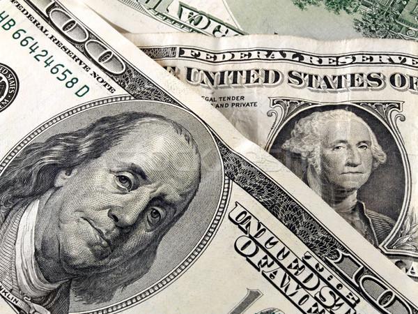 Money background Stock photo © hitdelight