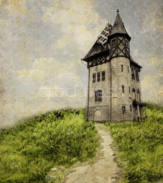 Castle Stock photo © hitdelight