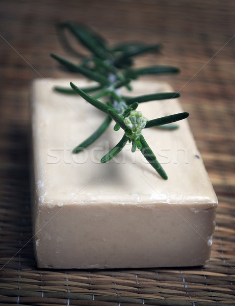 Natural soap Stock photo © hitdelight
