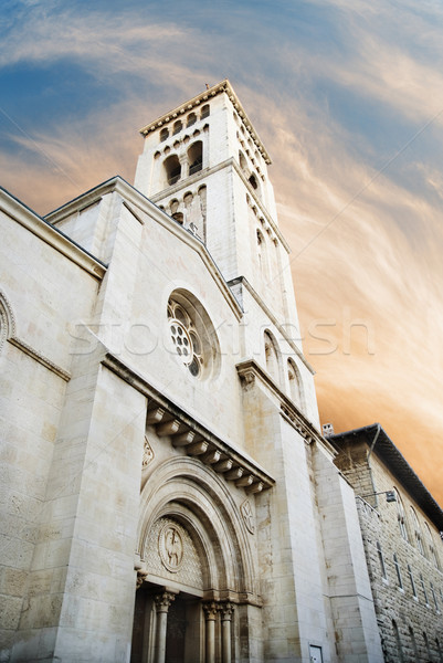 Church of the Redeemer in Jerusalem Stock photo © hitdelight