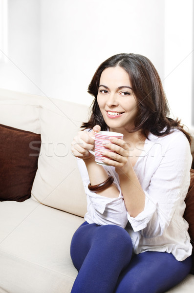 Morning coffee Stock photo © hitdelight