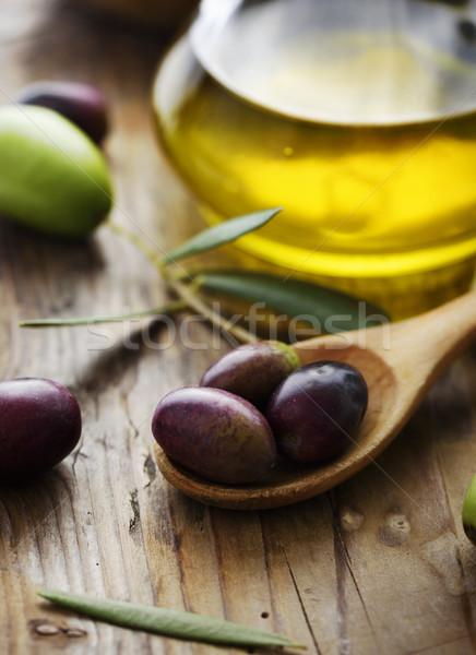 Olives Stock photo © hitdelight