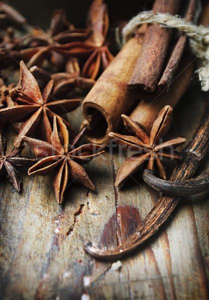 Spices Stock photo © hitdelight