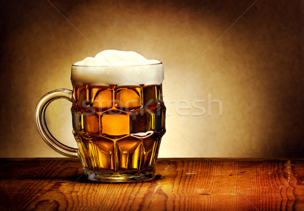 Beer Stock photo © hitdelight