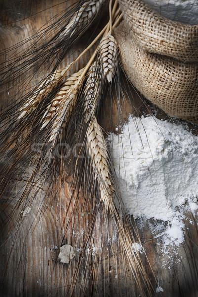 Wheat ears Stock photo © hitdelight