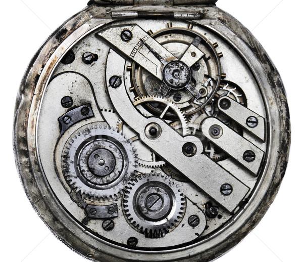 Pocketwatch Mechanism Stock photo © hitdelight