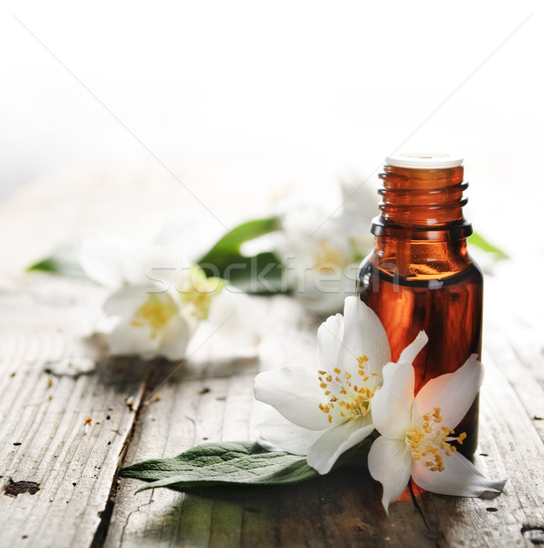 Essential Oil Stock photo © hitdelight