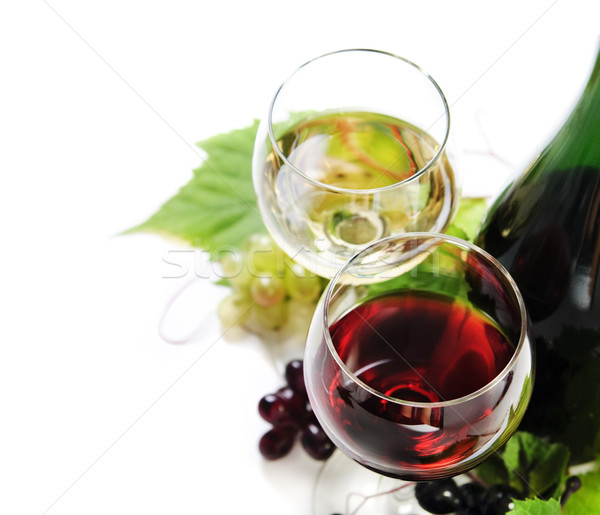 Wine Stock photo © hitdelight