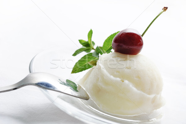 Ice cream Stock photo © hitdelight
